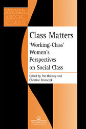 Class Matters by Pat Mahony