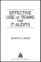Effective Use of Teams for IT Audits by Martin Krist