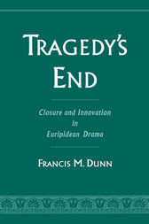 Tragedy's End by Francis M. Dunn