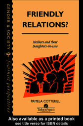 Friendly Relations? by Pamela Cotterill