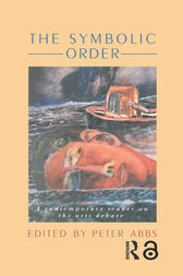 The Symbolic Order by Peter Abbs