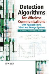 Detection Algorithms for Wireless Communications by Gianluigi Ferrari