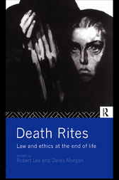 Death Rites by Robert Lee