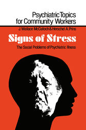 Signs of Stress by Malcolm McCulloch