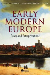 Early Modern Europe by James B. Collins