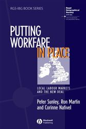 Putting Workfare in Place by Peter Sunley