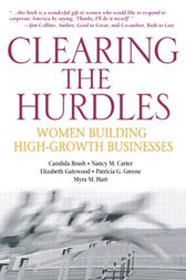 Clearing the Hurdles by Candida G. Brush