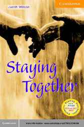 Staying Together Level 4 by Judith Wilson