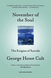 November of the Soul by George Howe Colt