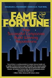 Fame and Fortune by Charles J. Fombrun