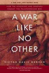 A War Like No Other by Victor Davis Hanson