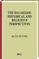 The halakhah by J. Neusner