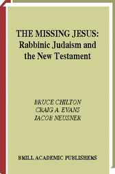 The missing Jesus by Bruce Chilton