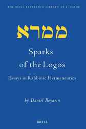 Sparks of the logos by D. Boyarin