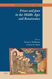 Friars and Jews in the Middle Ages and Renaissance by S.J. McMichael