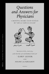 Questions and answers for physicians by G. Leiser