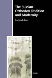 The Russian-Orthodox tradition and modernity by A.E. Buss