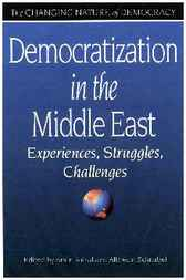 Democratization in the Middle East by Amin Saikal