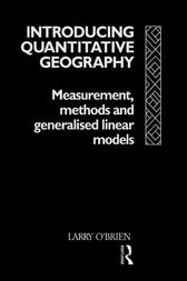 Introducing Quantitative Geography by Larry O'Brien