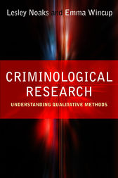 Criminological Research by Lesley Noaks