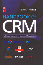 Handbook of CRM by Adrian Payne