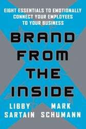 Brand From the Inside by Libby Sartain