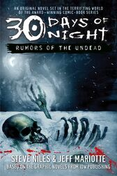 30 Days of Night: Rumors of the Undead by Steve Niles