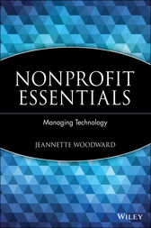 Nonprofit Essentials by Jeannette Woodward