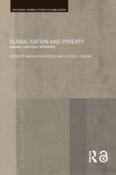 Globalisation and Poverty by Maurizio Bussolo