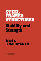 Steel Framed Structures by R. Narayanan
