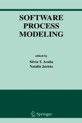 Software Process Modeling by Silvia T. Acuna