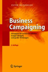 Business Campaigning by Peter Metzinger