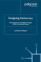 Designing Democracy by Geoffrey Pridham