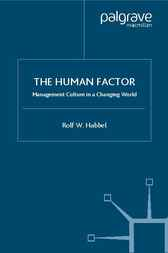 The Human Factor by Rolf Habbel
