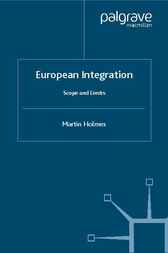 European Integration by Martin Holmes