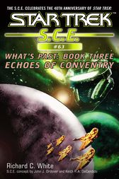 Star Trek: Echoes of Coventry by Richard C. White