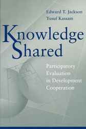 Knowledge Shared by Edward T. Jackson