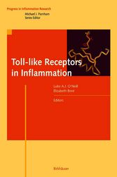 Toll-like Receptors in Inflammation by Luke A.J. O'Neill