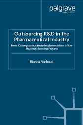Outsourcing of R and D in the Pharmaceutical Industry by Bianca Piachaud