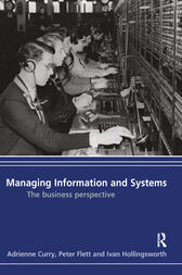 Managing Information & Systems by Adrienne Curry