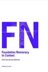 Foundation Numeracy in Context by David Tout