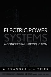 Electric Power Systems by Alexandra von Meier