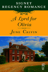 A Lord for Olivia by June Calvin