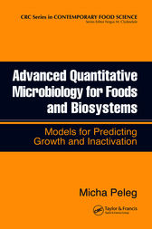 Advanced Quantitative Microbiology for Foods and Biosystems by Micha Peleg