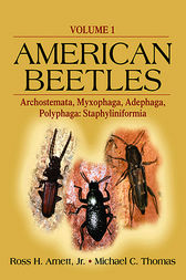 American Beetles, Volume I by Jr. Arnett