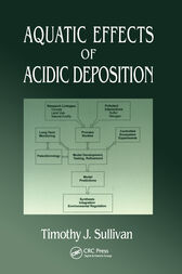 Aquatic Effects of Acidic Deposition by Timothy J Sullivan