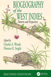 Biogeography of the West Indies by Charles A. Woods