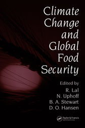 Climate Change and Global Food Security by Rattan Lal