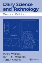 Dairy Science and Technology, Second Edition by P. Walstra