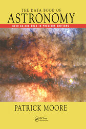 The Data Book of Astronomy by Patrick Moore